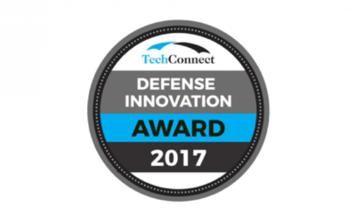 Percipient.ai Honored with 2017 Defense TechConnect Innovation Award for Mirage™