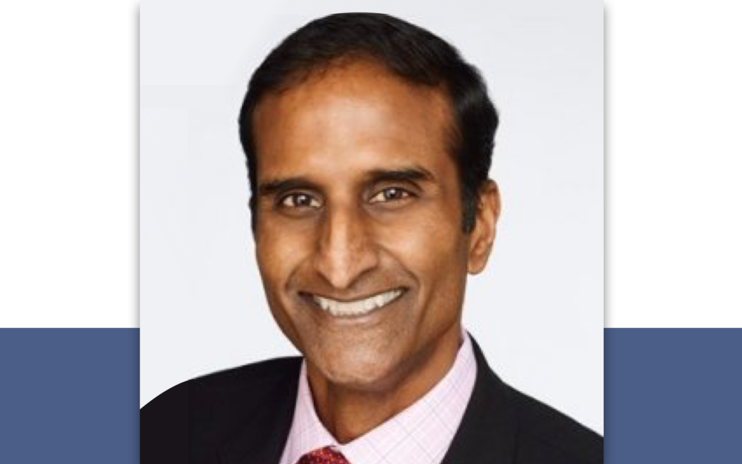 Washington Exec Balan Ayyar Top AI Exec to Watch